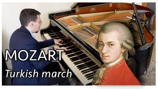 MOZART: Turkish March K331