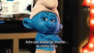 OS Smurfs 2011 - Trailer Legendado