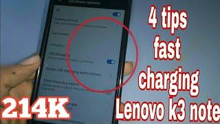 4 tips fast charging in lenovo phones  #smtricks width=