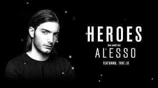 Alesso - Heroes (we could be) ft. Tove Lo - (Audio)