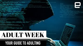 Take online security seriously | Adult Week