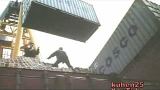 Van Damme - Final fight in Knock Off width=