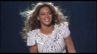 Beyoncé - crying (Sportpaleis, Antwerp, Mrs. Carter Show World Tour - Flaws and All)