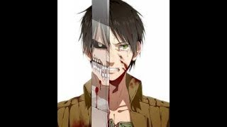 [AMV] Attack On Titan - Eren Jager { Panda Eyes - One Smile (feat. Azuria Sky) }