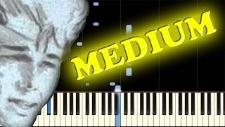 A-HA - TAKE ON ME - Piano Tutorial