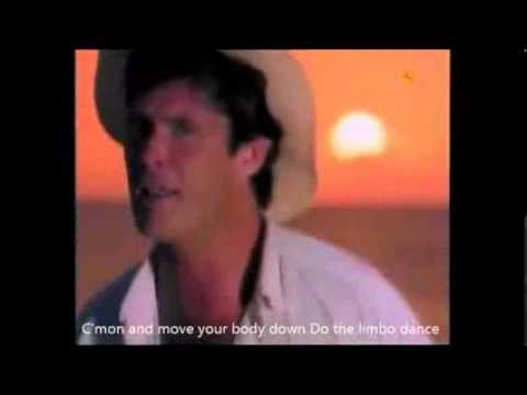 david-hasselhoff-do-the-limbo-dance-lyrics-vseho-fanynka