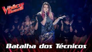 Isa Guerra canta 'Hear Me Now' na Batalha dos Técnicos - The Voice Brasil | 7ª Temporada