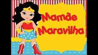 MAMÃE MARAVILHA | VÍDEO LETRA