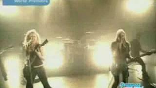 "ALY & AJ ""BULLSEYE"" MUSIC VIDEO"