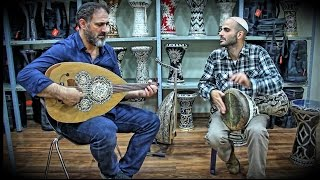 Solo Oud and Ceramic Darbuka - Arab Instruments Online Shop