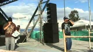 PARIA QUITEÑA - pobre (en vivo) barrio 593