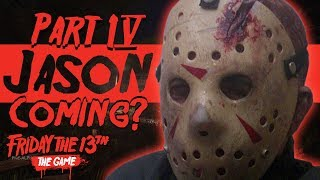 Part IV Jason Coming to Friday the 13th: The Game!? (DLC NEWS!) + Spring Break Pack Trailer! [HD]
