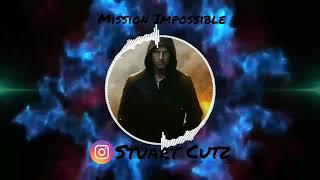 Mission Impossible BGM    Stuart Cutz  