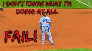 MLB Dumbas* Moments