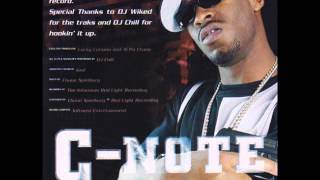 C-Note Feat Dj Jimmy D - Miss My Homies