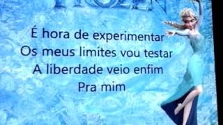 Livre estou em português letra