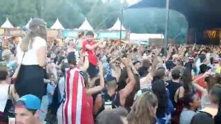 Tomorrowland 2016 - Yellow Claw - Sit Down