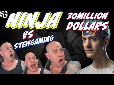 Ninja Tyler Blevins VS StewGaming death match Raid Shadow Legends Code NINJA