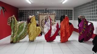 1ª Festa Árabe Cigana - Turma Dança Cigana Quarta