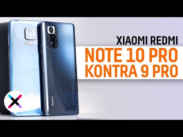 KTÓRE #REDMILEPSZE? 💪 | Test, porównanie Redmi Note 9 Pro z Redmi Note 10 Pro
