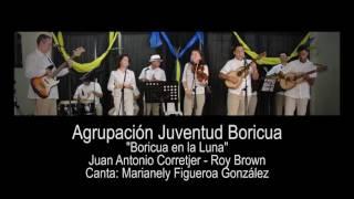 Juventud Boricua - Marianely Boricua en la Luna