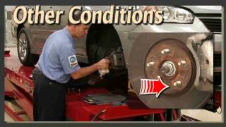 """How To Fix The """"Shimmy"""" Or Vibration Of A Steering Wheel 