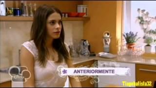 Violetta - Resumo da 1ª Semana (Portugal)