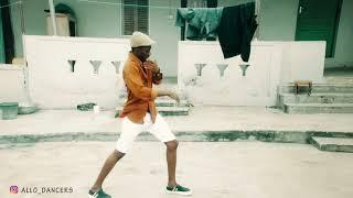 Bisa Kdei - sister girl dance cover by allo maadjoa