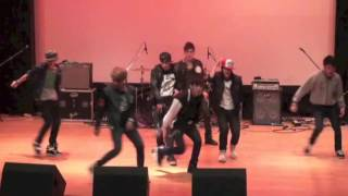 predebut EVONINE -  EXO  history cover