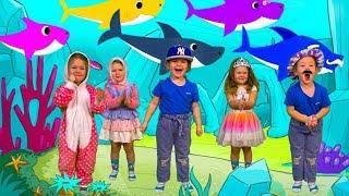 Baby Shark  Kids Songs and Nursery Rhymes by Kids Liza