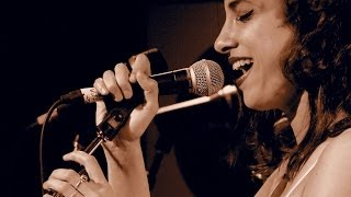 Moody's Mood For Love Amy Winehouse RARE live song performance by Alysha Brilla