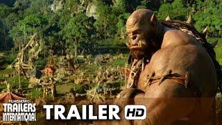 Warcraft - O Primeiro Encontro de Dois Mundos Trailer Oficial Legendado (2016) HD