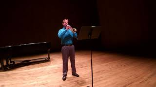 2017 Kentucky All-State Trumpet Etudes (Jason Dovel, trumpet)