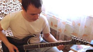 Coldplay - High Speed (Guitar cover)