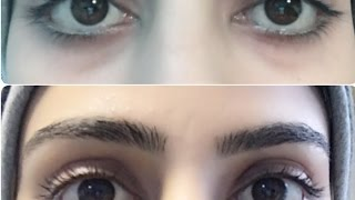 How To Bigger Your Eyes Without Makeup | Enhance Your Eyes | NO Makeup Challenge