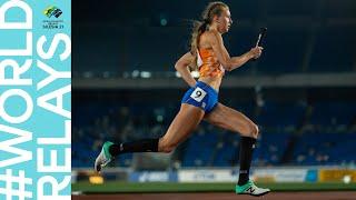 World Athletics Relays Silesia 2021 | Day 1