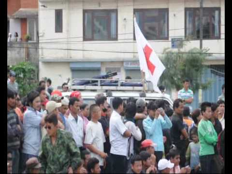 Maoisten Generalstreik