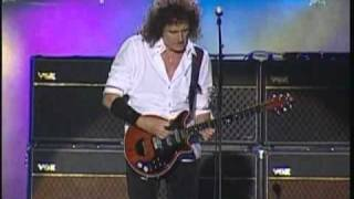 Queen + Paul Rodgers - I Want To Break Free (Live in Chile)