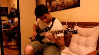 Manowar Blood Brothers solo guitar cover