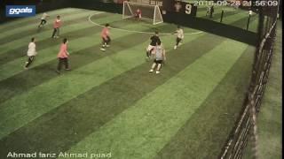 637085 Pitch9 Goals Manchester Cam2 Ahmad fariz Ahmad puad 09:11pm