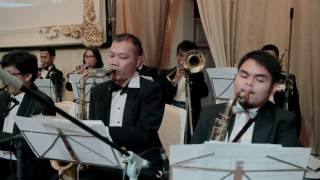 Sway - Major Seventh Big Band (Dean Martin Cover)