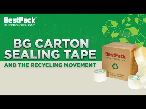 BG Tape & The Recycling Movement