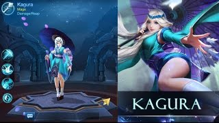 Mobile Legends Bang Bang Kagura , the Onmyouji Master!