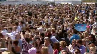 Sugababes - Hole In The Head - Live Performance at T4 on the Beach 2008