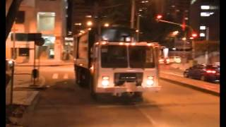 Llegaron a Bogotá 18 camiones compactadores más