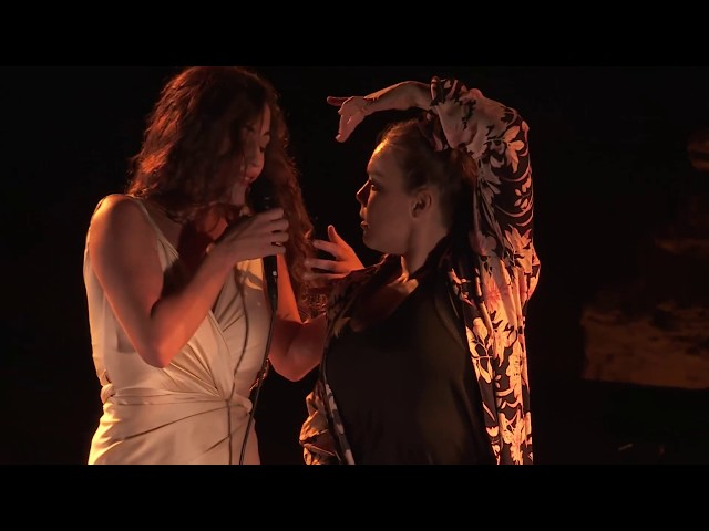 Video de Sílvia Pérez Cruz & Rocío Molina cantando en directo Corrandes d'exili