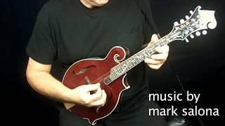 BEAUTIFUL MANDOLIN -  SPANISH  GUITAR and ACCORDIAN    by mark salona