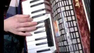 Madonna - You'll see accordion cover