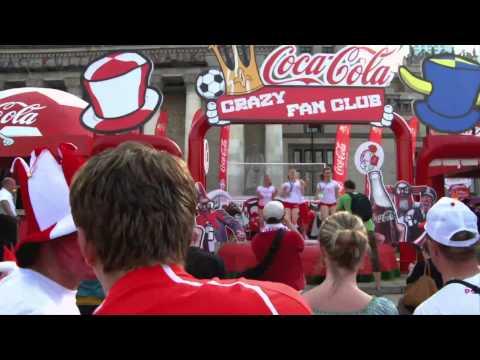 Coca-Cola Let's Get Crazy UEFA Euro 2012™ fan activation