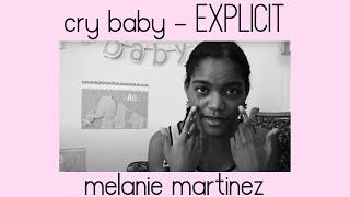 Cry Baby (EXPLICIT) - Melanie Martinez (Cover by Yaniza Doré)